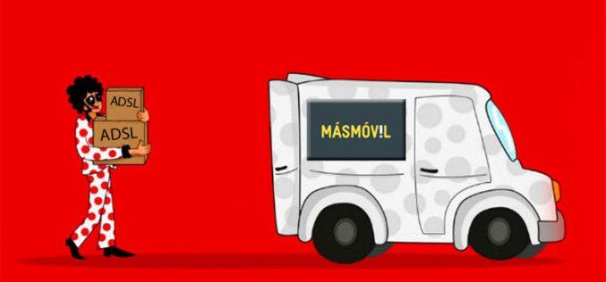 Pepephone migrará sus líneas de ADSL a Masmóvil en abril