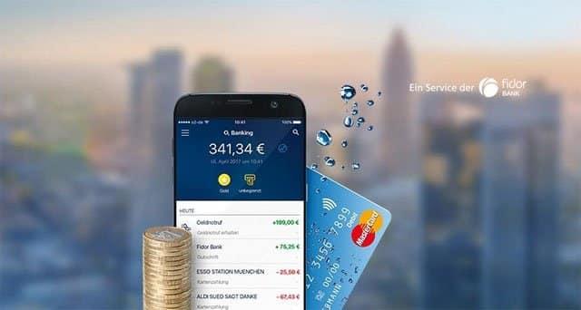 O2 Banking y Fidor